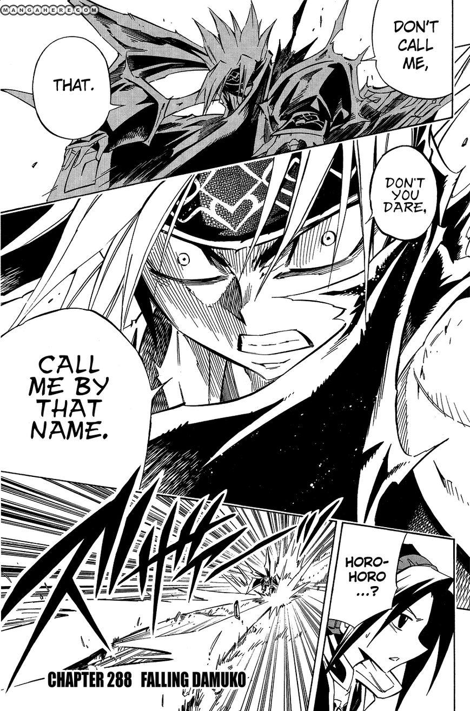 Shaman King 288 Page 2
