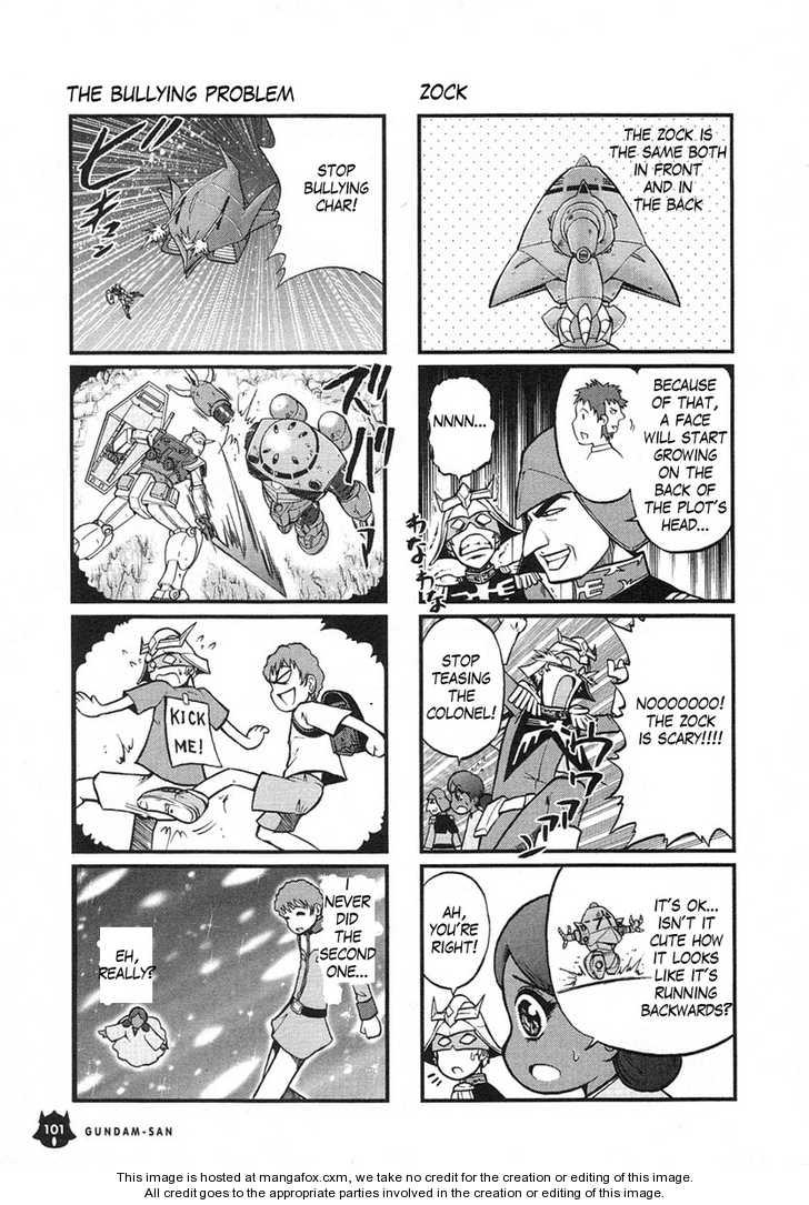 Kidou Senshi Gundam-san 0.3 Page 2