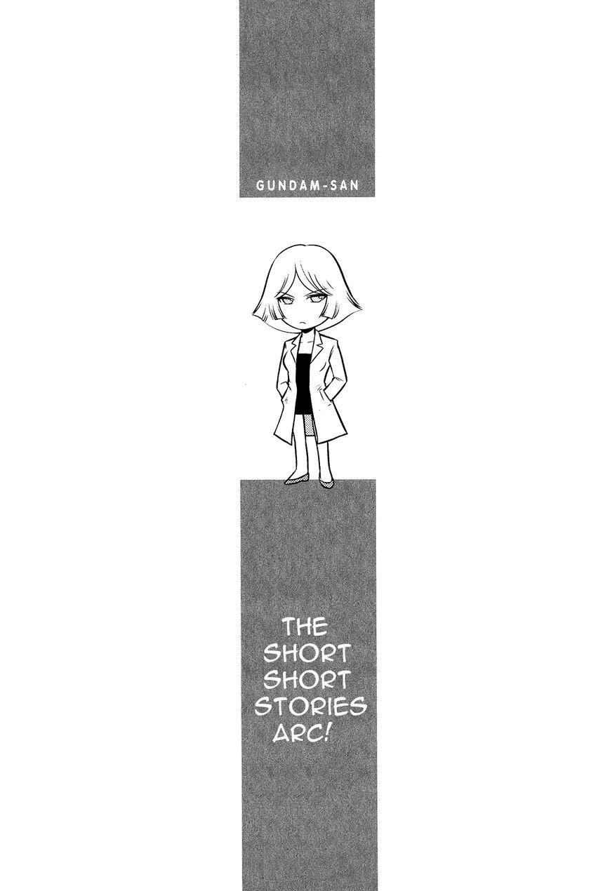 Kidou Senshi Gundam-san 2 Page 1