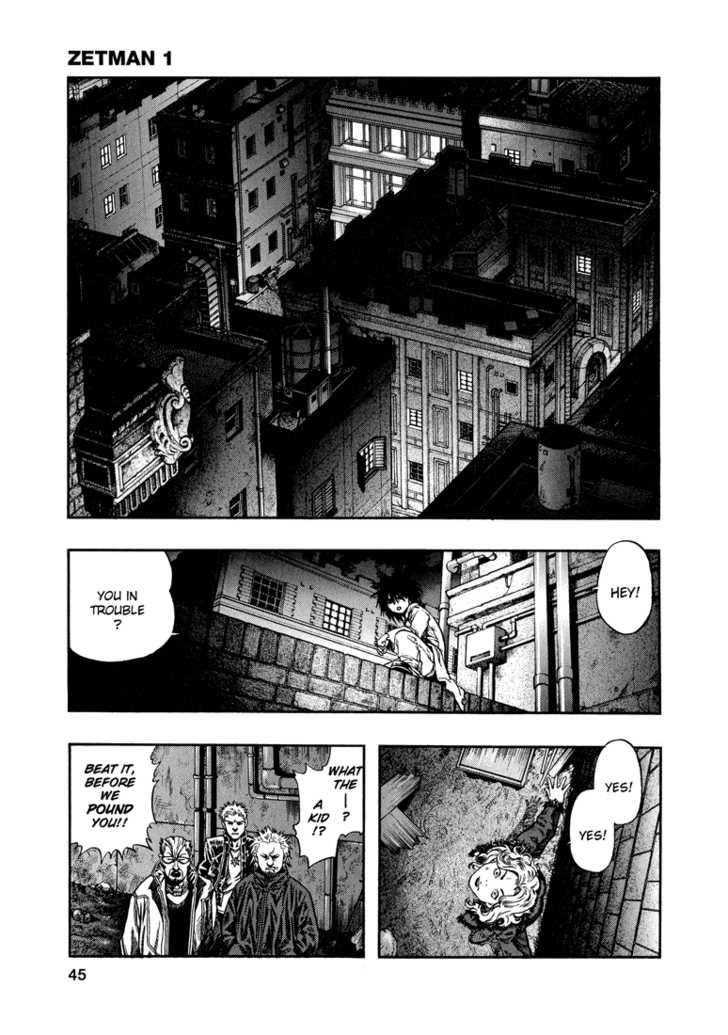 Zetman 2 Page 1