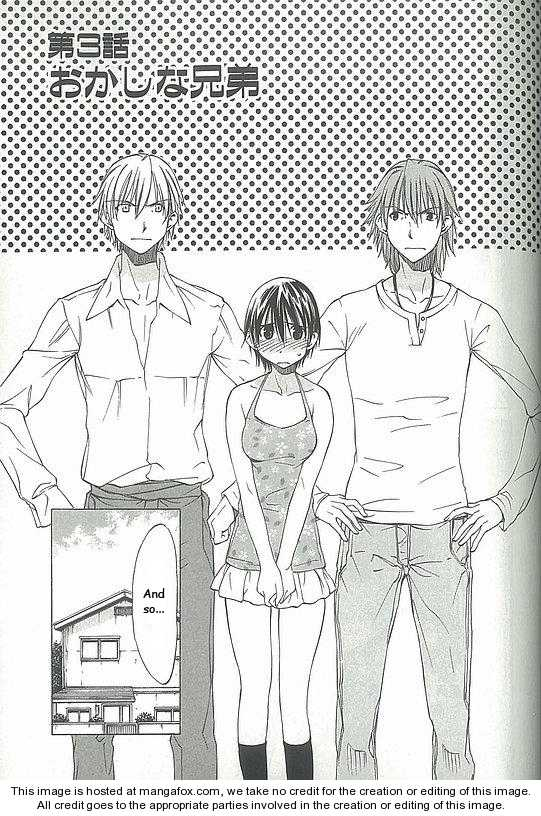 Sekainohate de Aimashou 3 Page 3