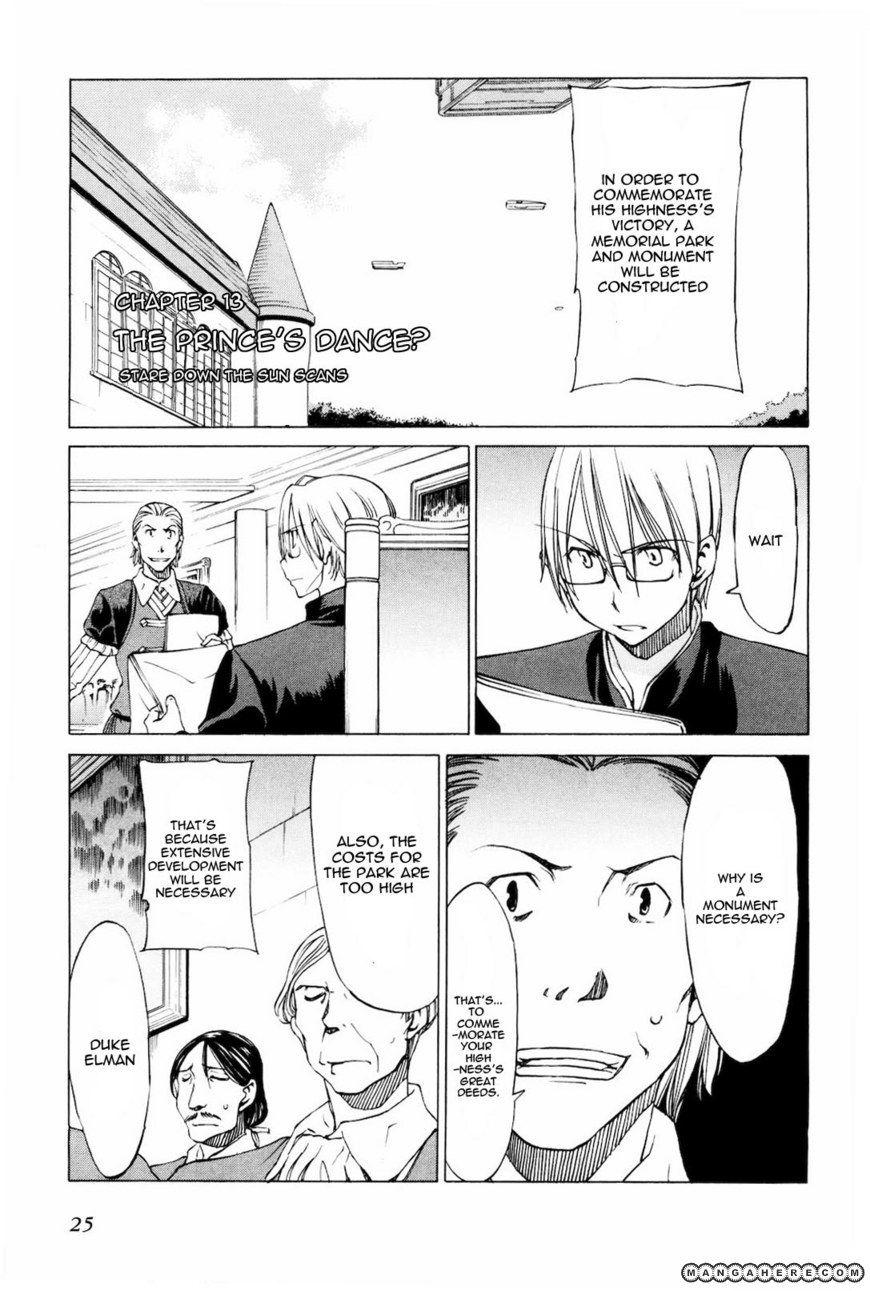 Sekainohate de Aimashou 13 Page 1