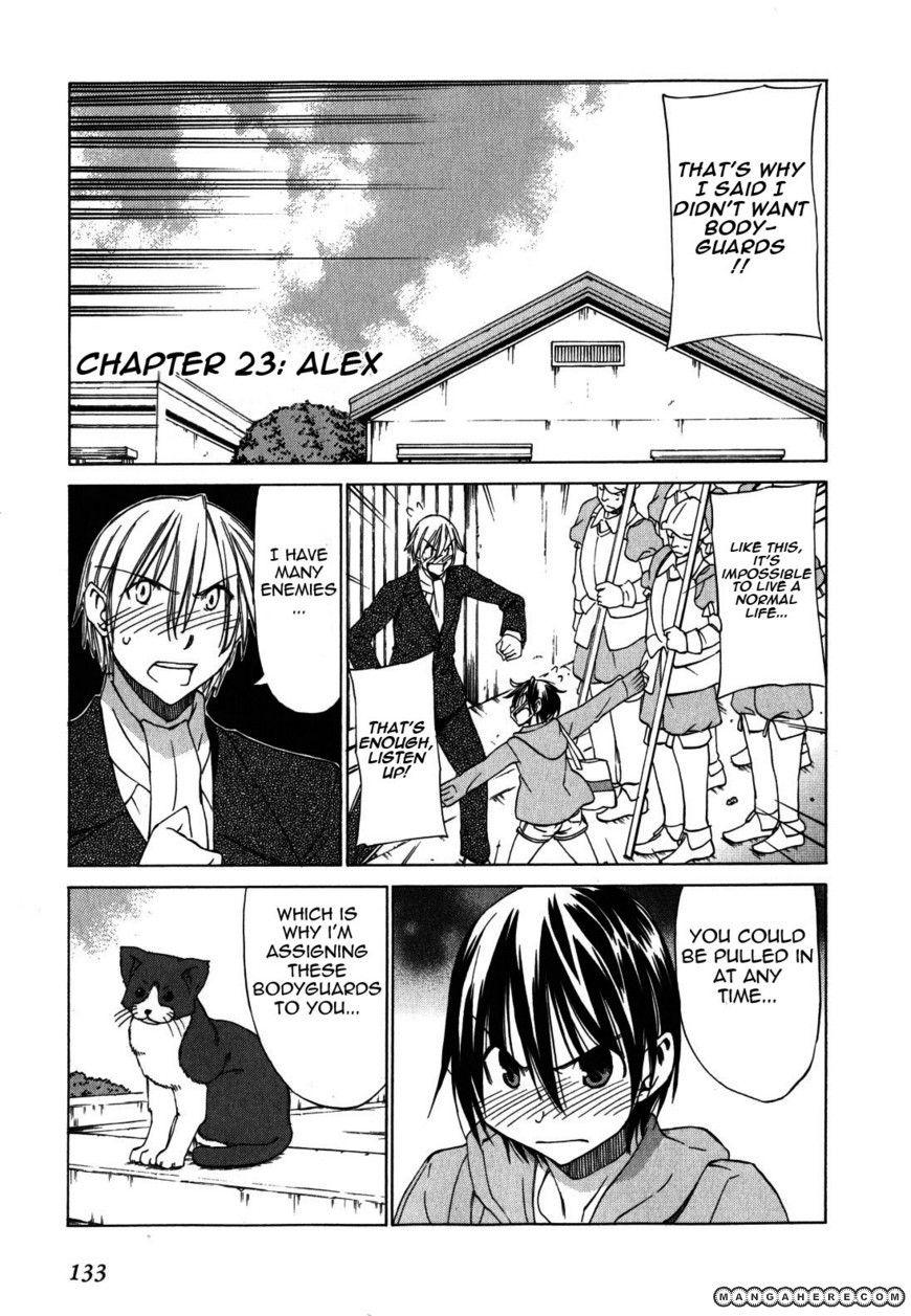 Sekainohate de Aimashou 23 Page 1