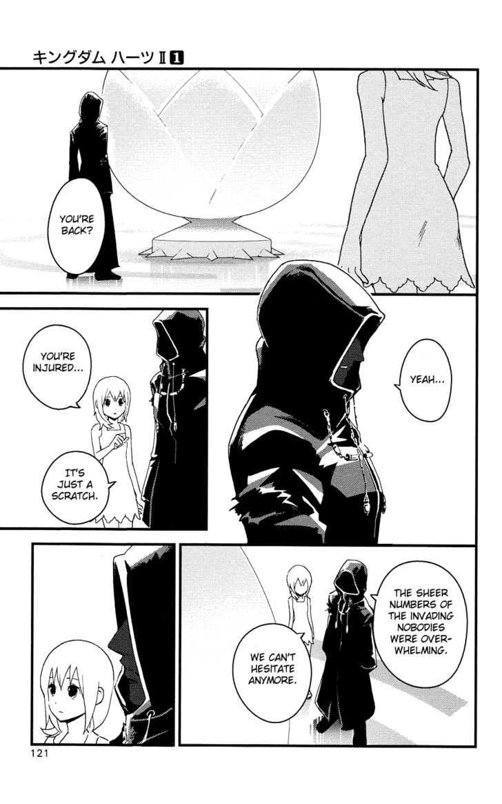 Kingdom Hearts II 5 Page 1