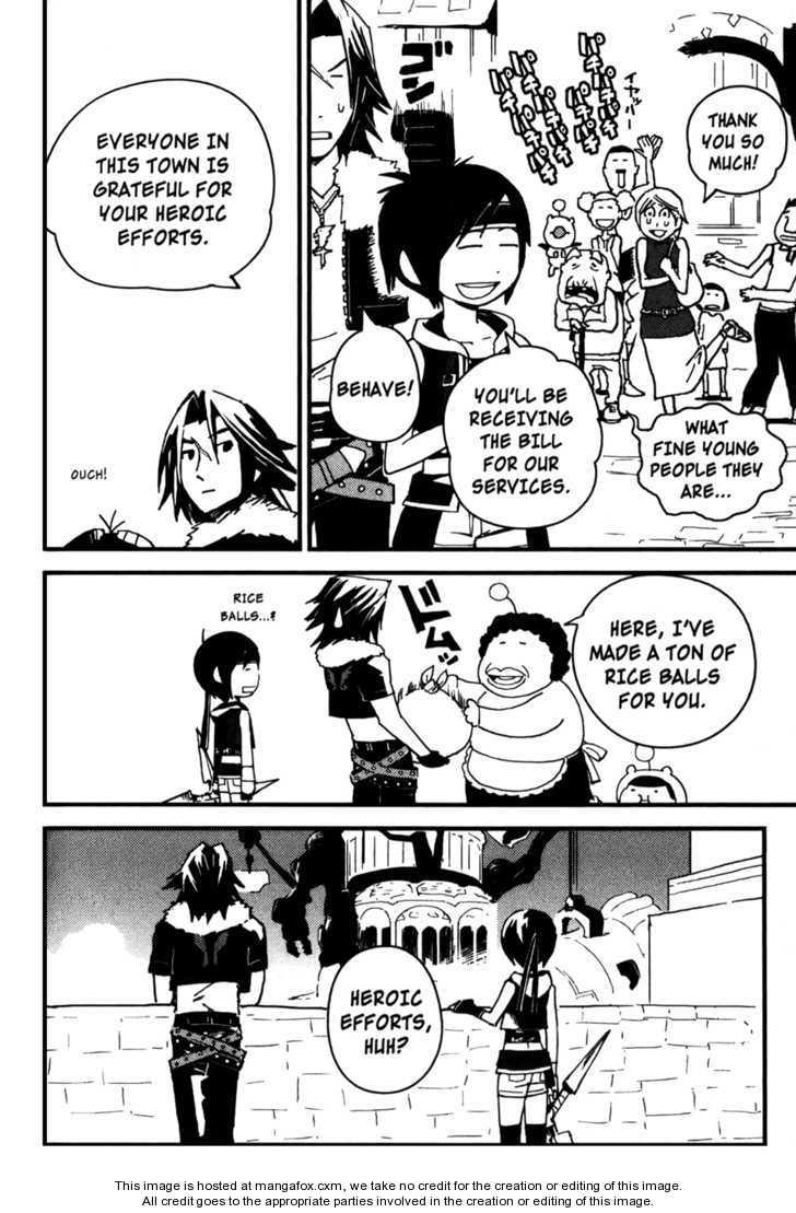 Kingdom Hearts II 13 Page 4