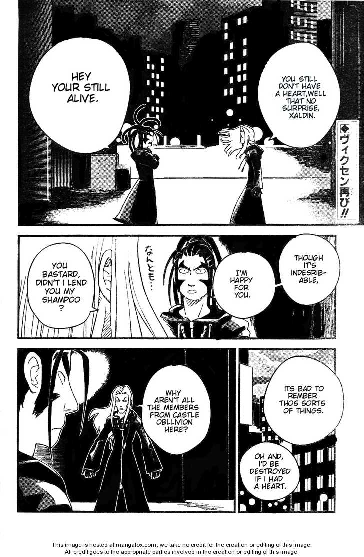 Kingdom Hearts II 19 Page 2