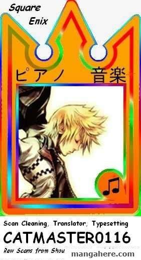 Kingdom Hearts II 21 Page 1