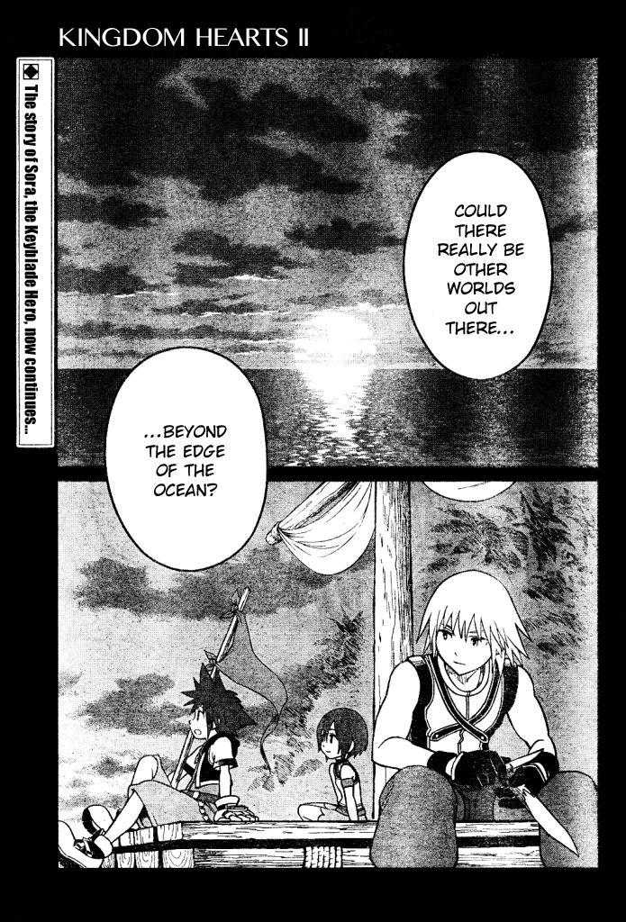 Kingdom Hearts II 38 Page 2