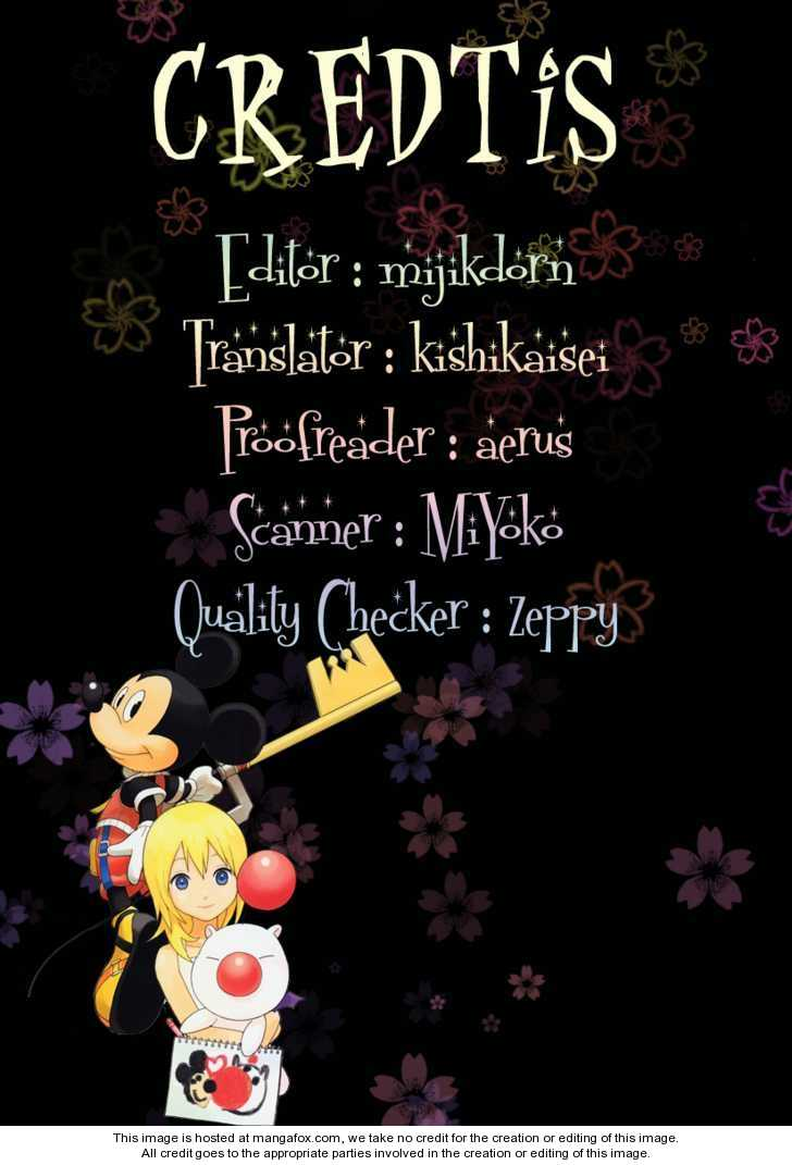 Kingdom Hearts: Chain of Memories 5 Page 1