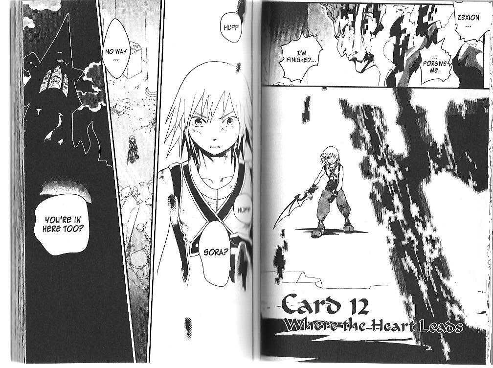 Kingdom Hearts: Chain of Memories 6 Page 1