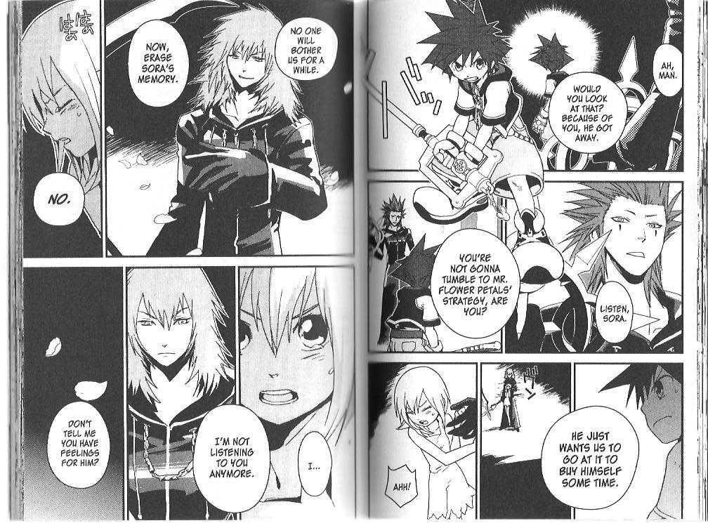 Kingdom Hearts: Chain of Memories 7 Page 2