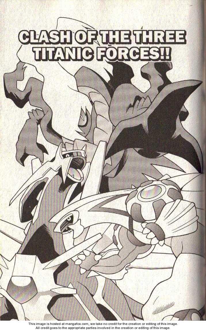 Pokémon: The Rise of Darkrai 4 Page 1