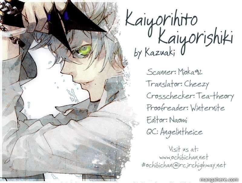 Kaiyorihito Kaiyorishiki 10 Page 1