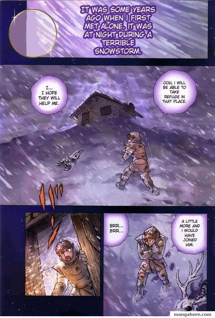 Saint Seiya - Next Dimension 11 Page 2