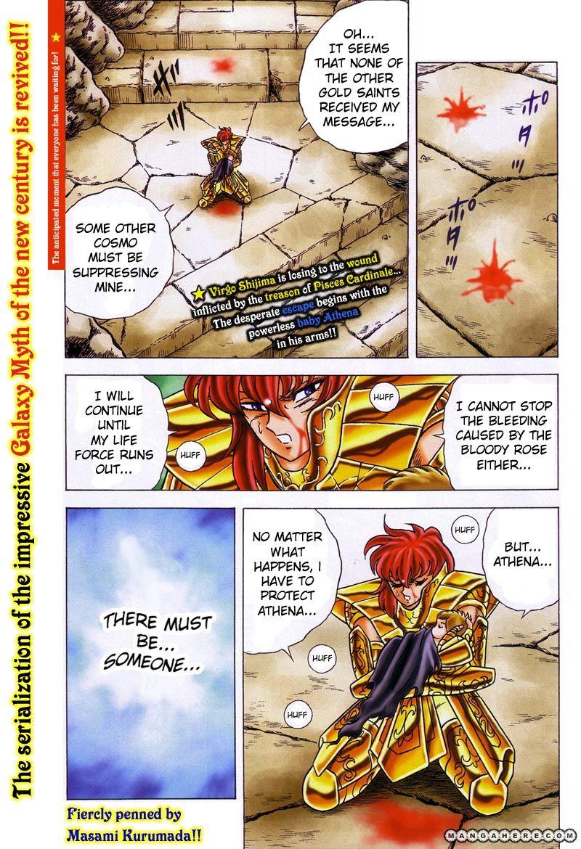 Saint Seiya - Next Dimension 24 Page 2