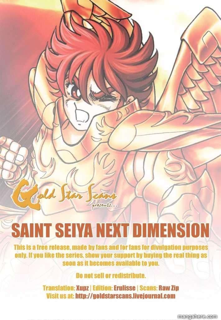 Saint Seiya - Next Dimension 34 Page 1