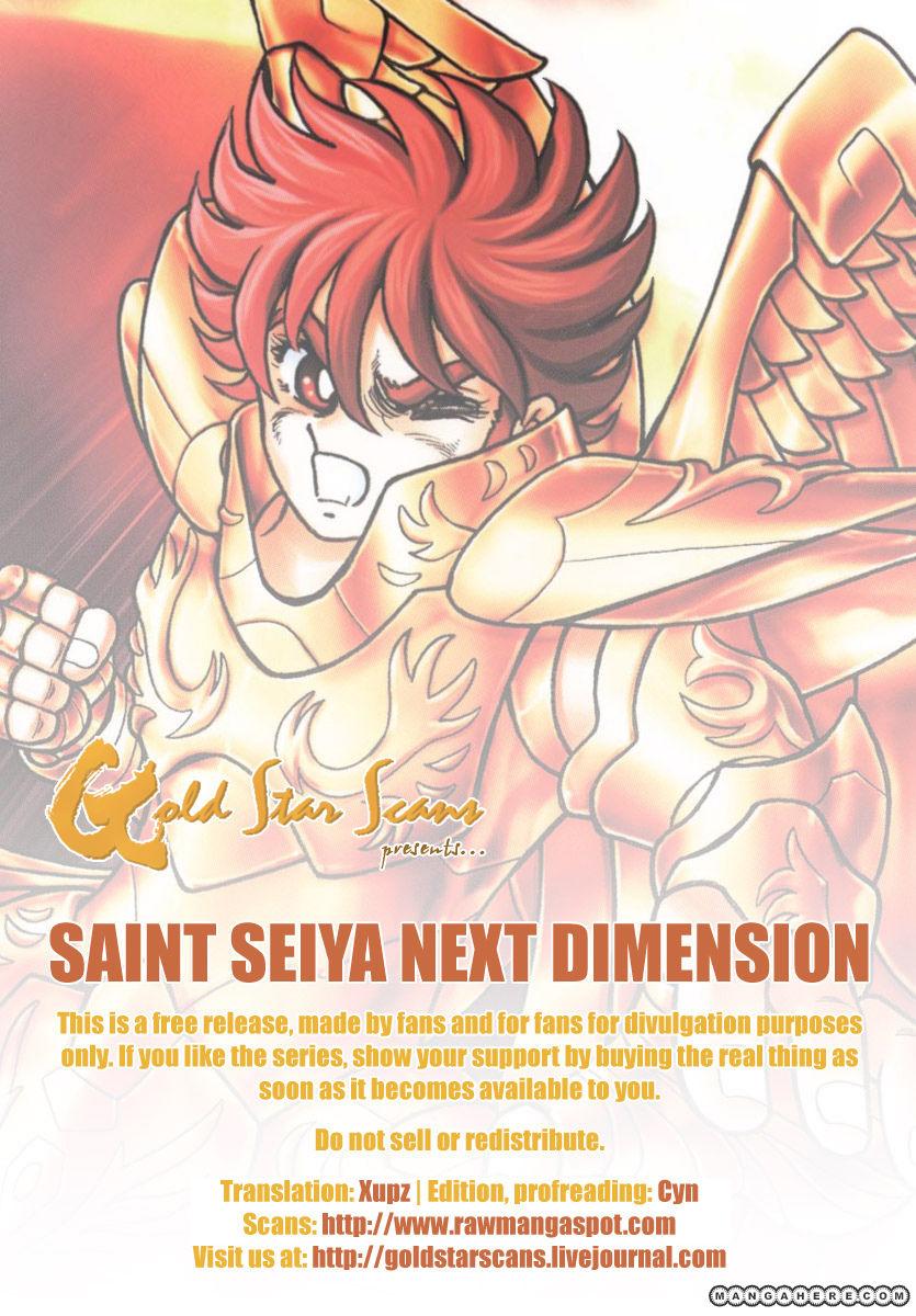 Saint Seiya - Next Dimension 36 Page 1