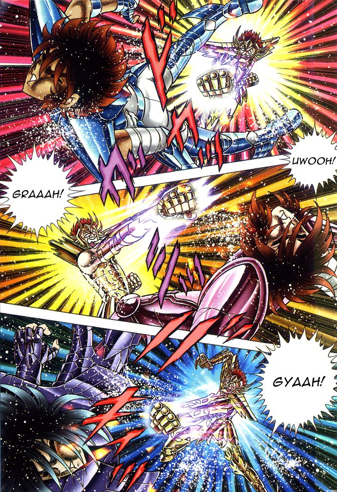 Saint Seiya - Next Dimension 40 Page 2