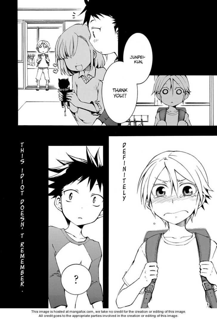 Nyankoi! 4 Page 2