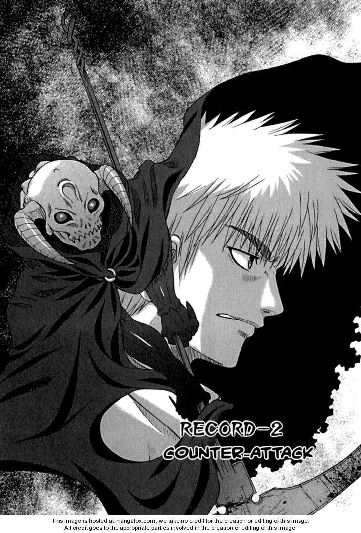 Grim Reaper 2 Page 1
