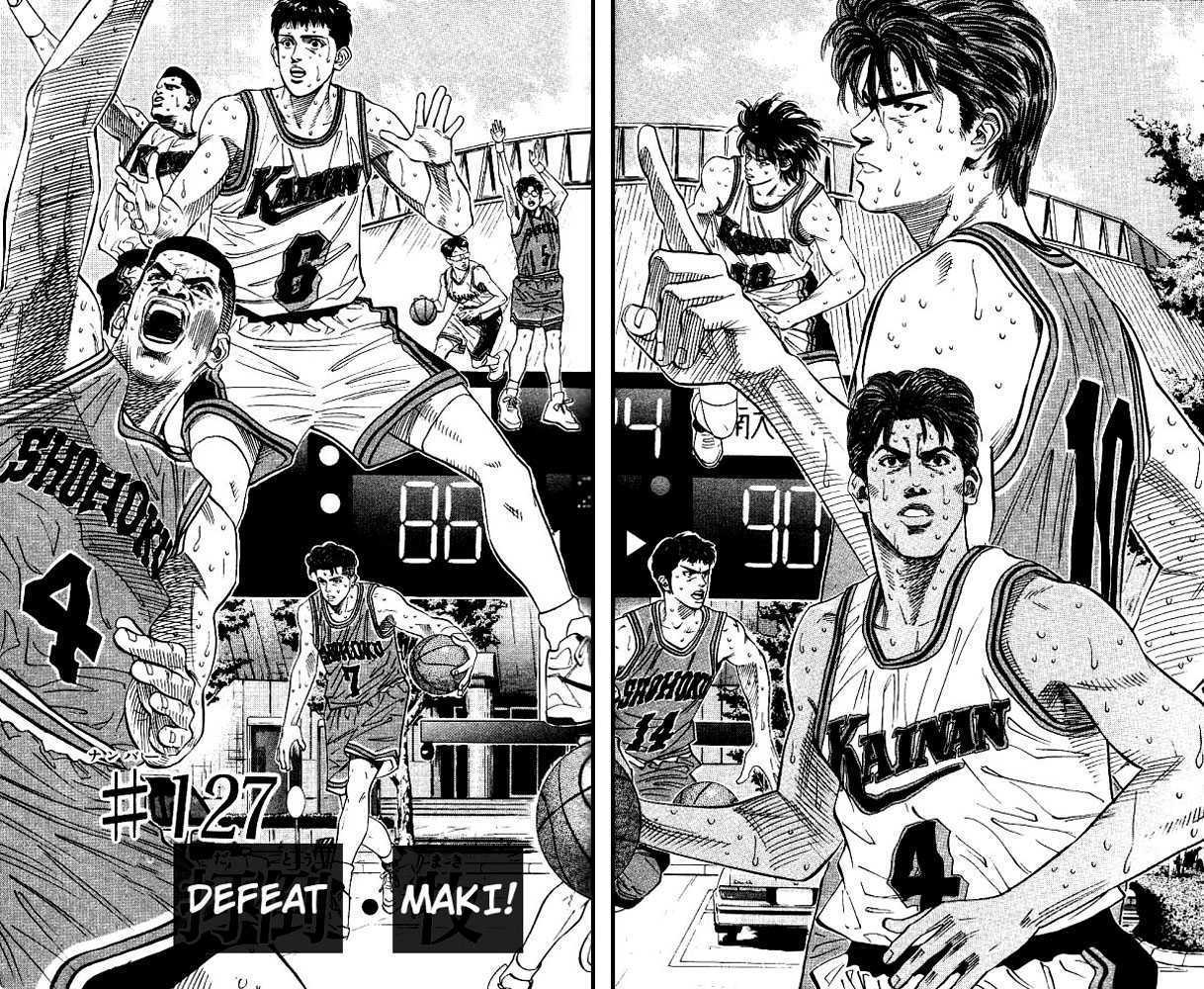 Slam Dunk 127 Page 2
