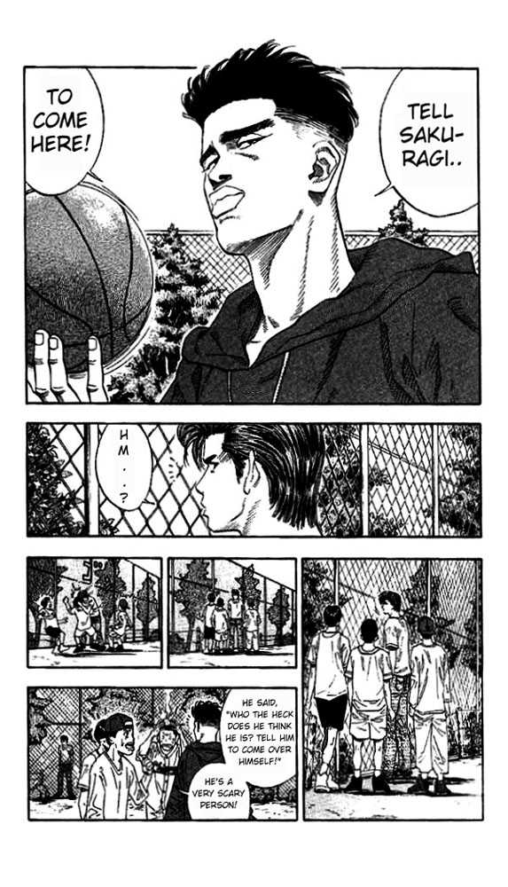 Slam Dunk 133 Page 2