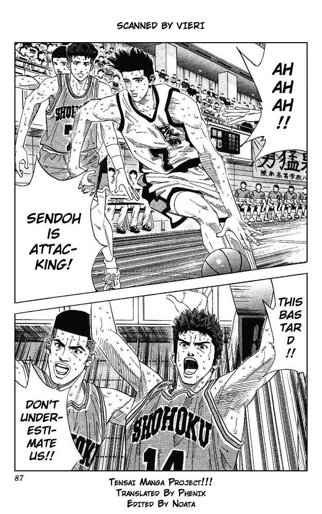 Slam Dunk 166 Page 1