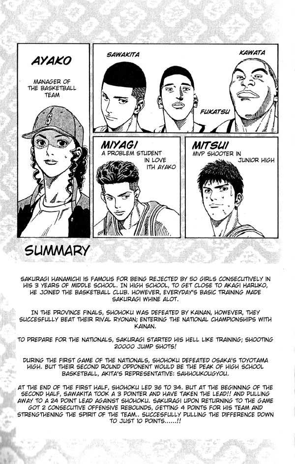 Slam Dunk 252 Page 3