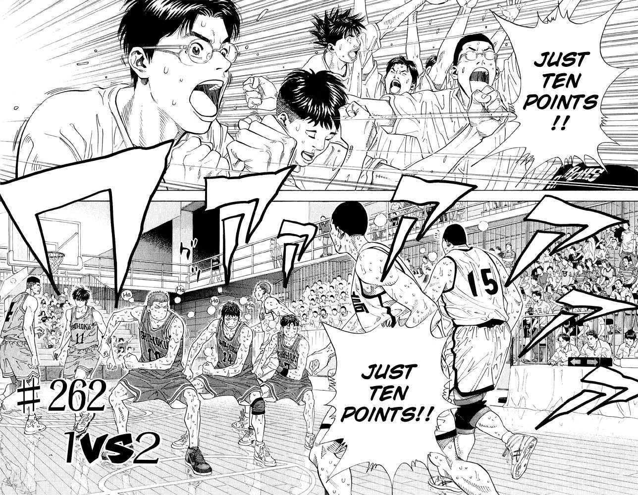 Slam Dunk 262 Page 2