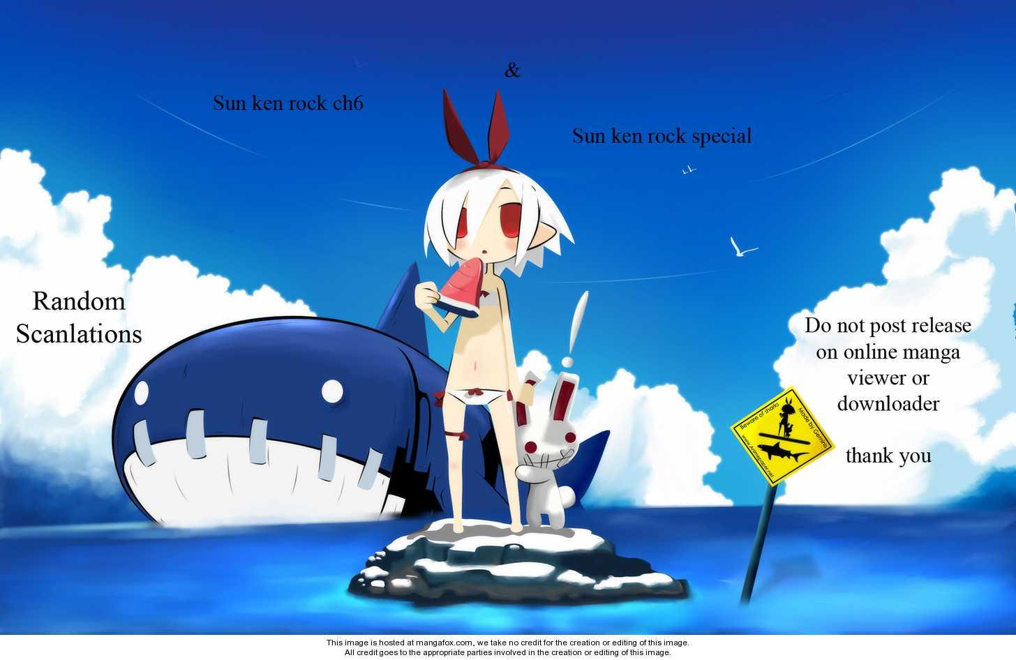 Sun-ken Rock 6 Page 1
