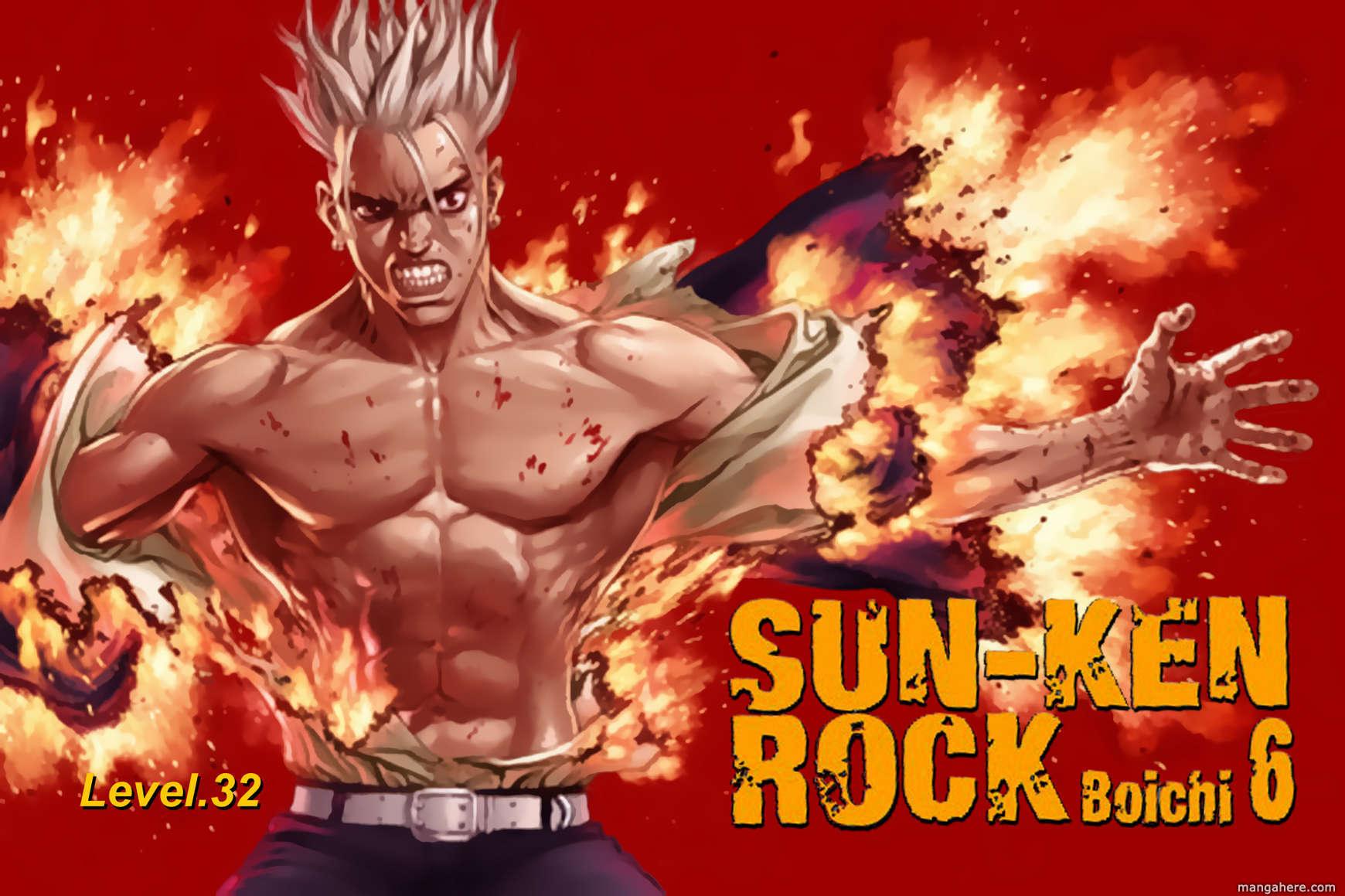 Sun-ken Rock 32 Page 2