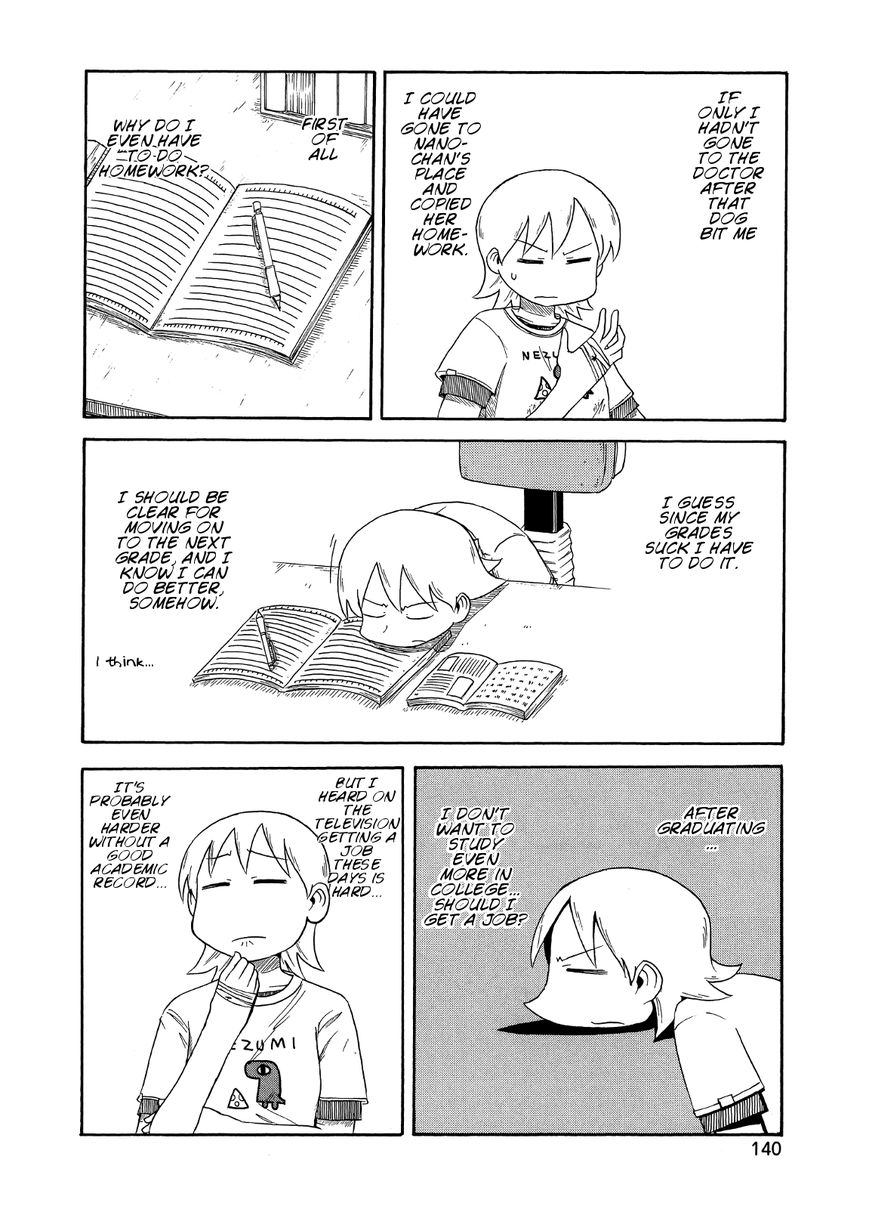 Nichijou 85 Page 2