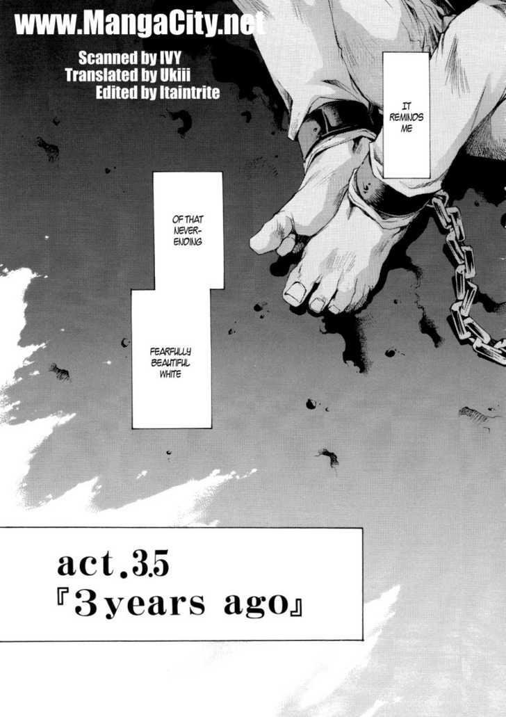 Saiyuki Reload 3.5 Page 1
