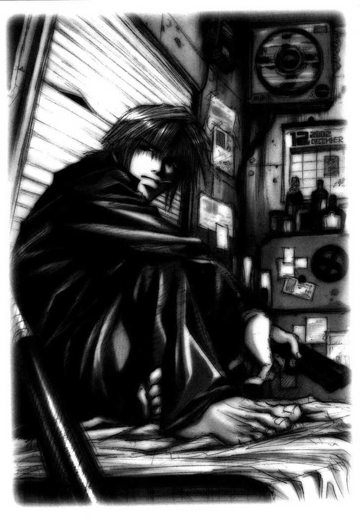 Saiyuki Reload 8 Page 1