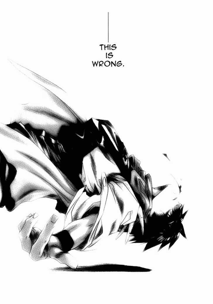 Saiyuki Reload 10 Page 1