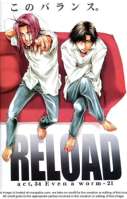 Saiyuki Reload 34 Page 2