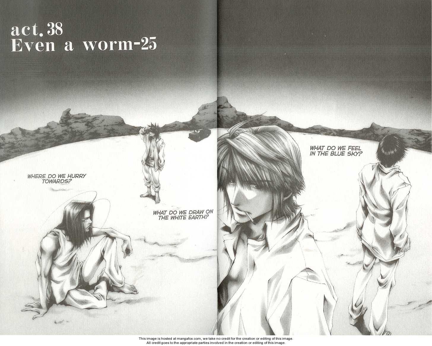 Saiyuki Reload 38 Page 1