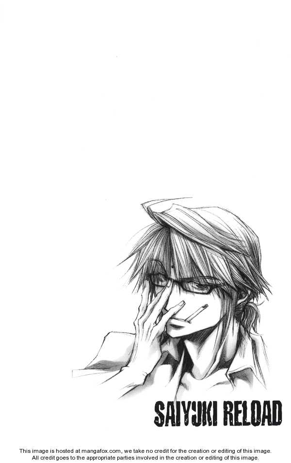 Saiyuki Reload 40 Page 2