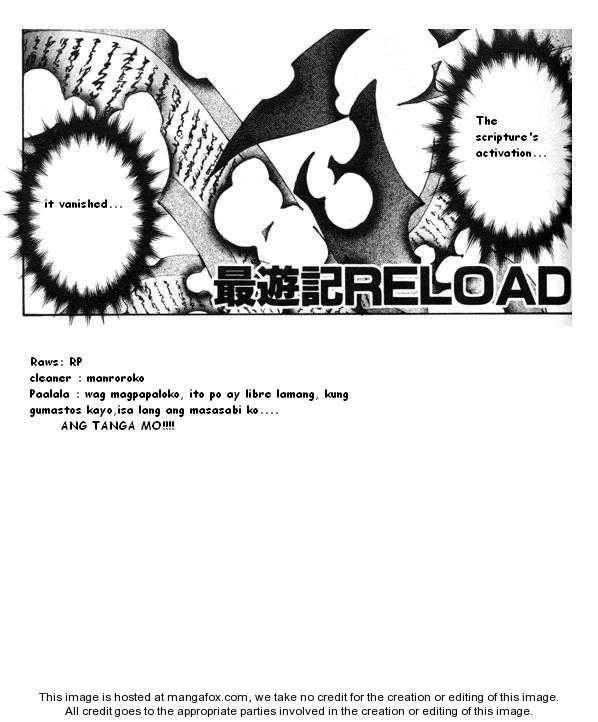 Saiyuki Reload 43 Page 1