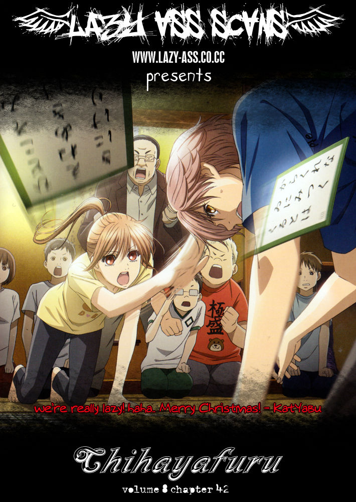 Chihayafuru 42 Page 2