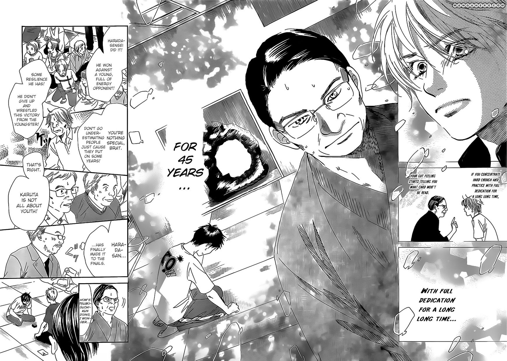Chihayafuru 110 Page 2