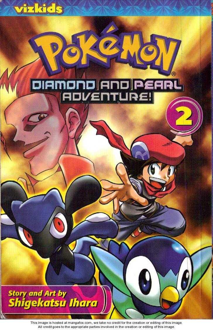 Pokémon DP 3 Page 1