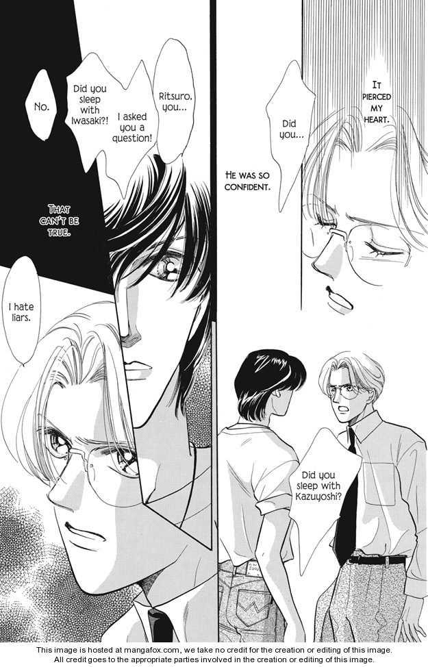 Boku wa Konomama Kaeranai 7 Page 2