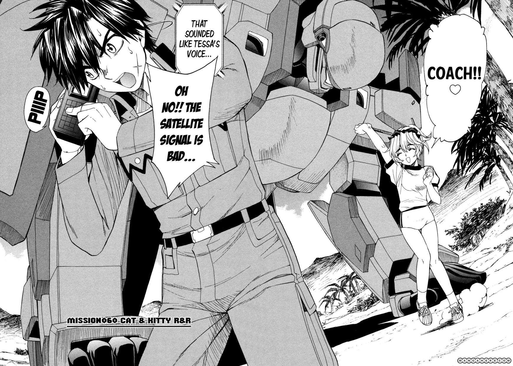 Full Metal Panic! Sigma 60 Page 2