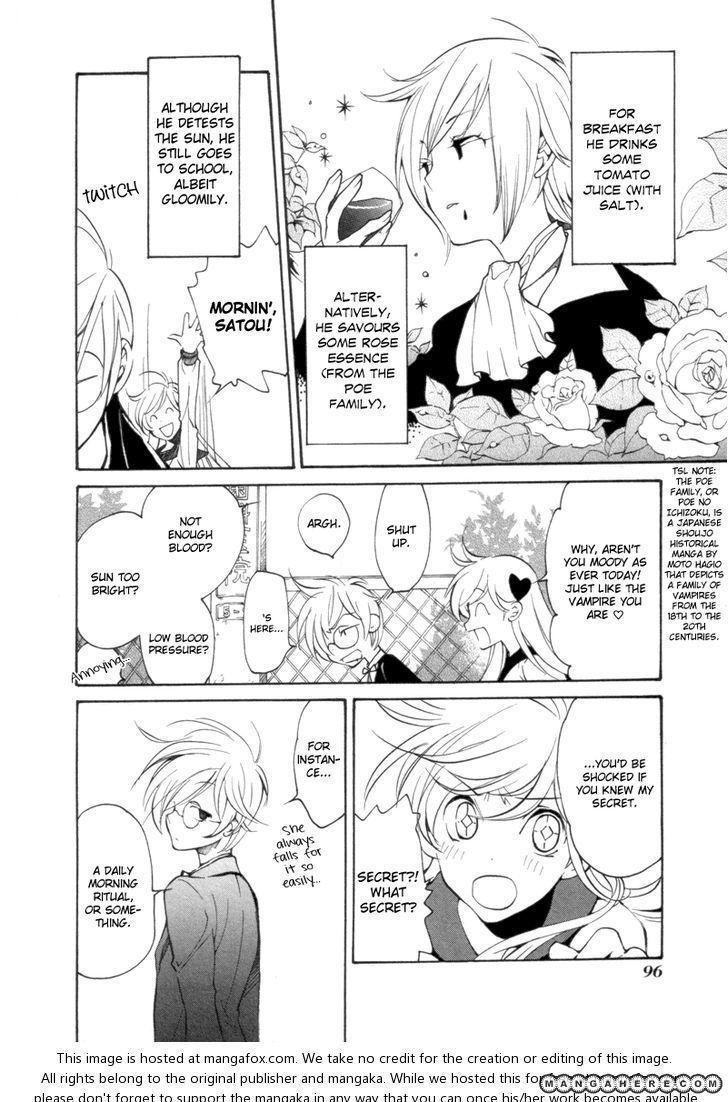 Satou-kun to Tanaka-san - The Blood Highschool 6.5 Page 2