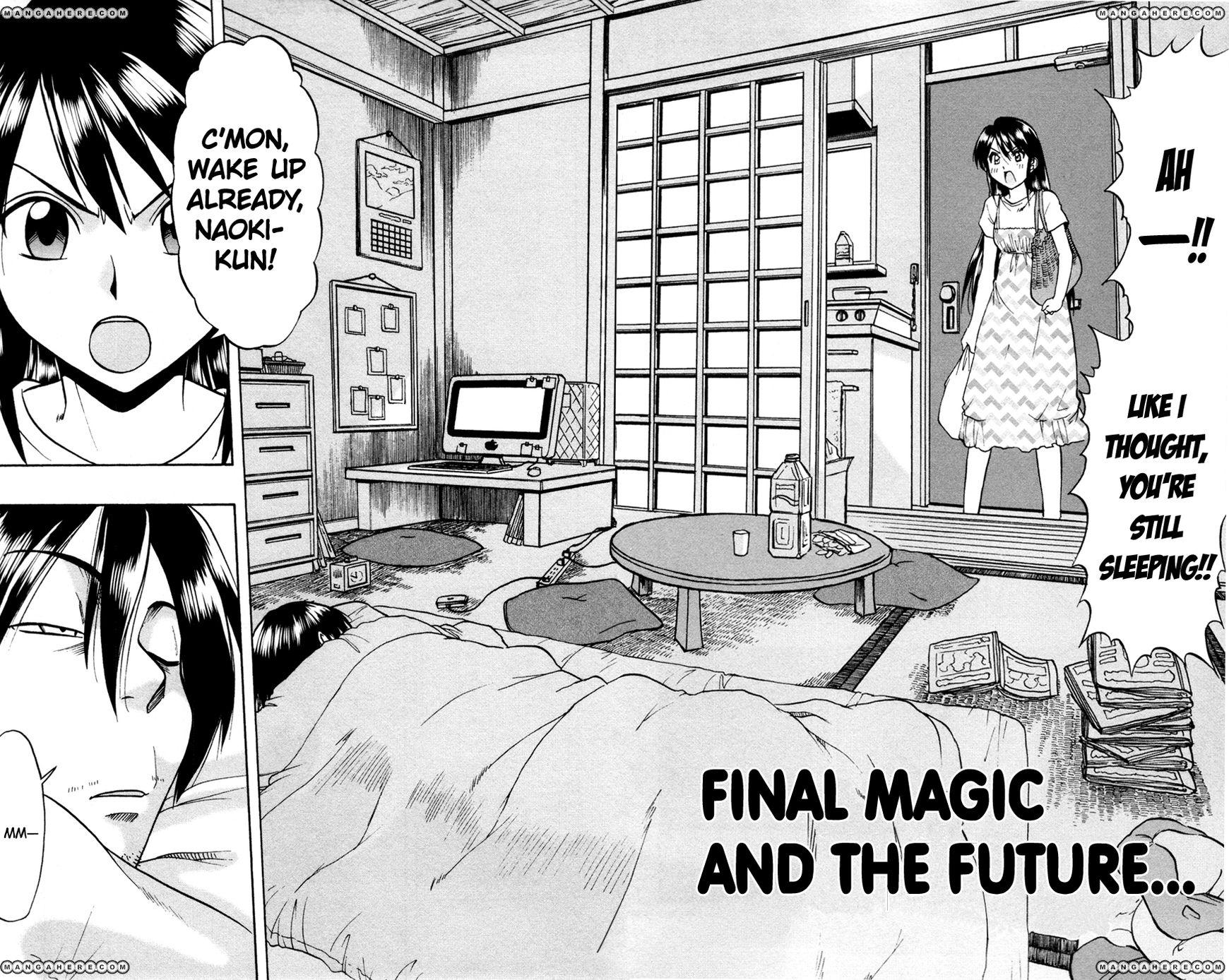 Mahou no Iroha! 17 Page 3