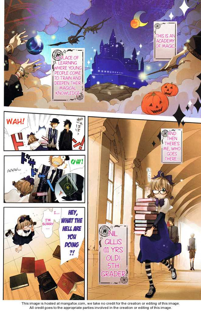 Nil no Koi☆Mahoujin 1 Page 2