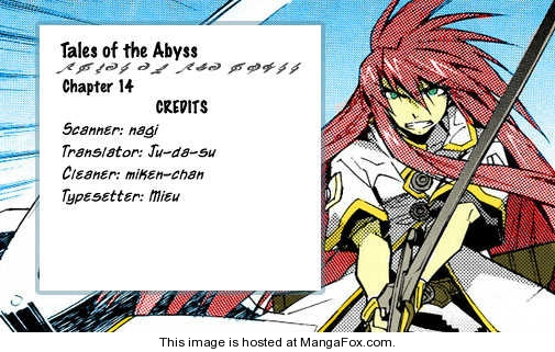 Tales of the Abyss 14 Page 1