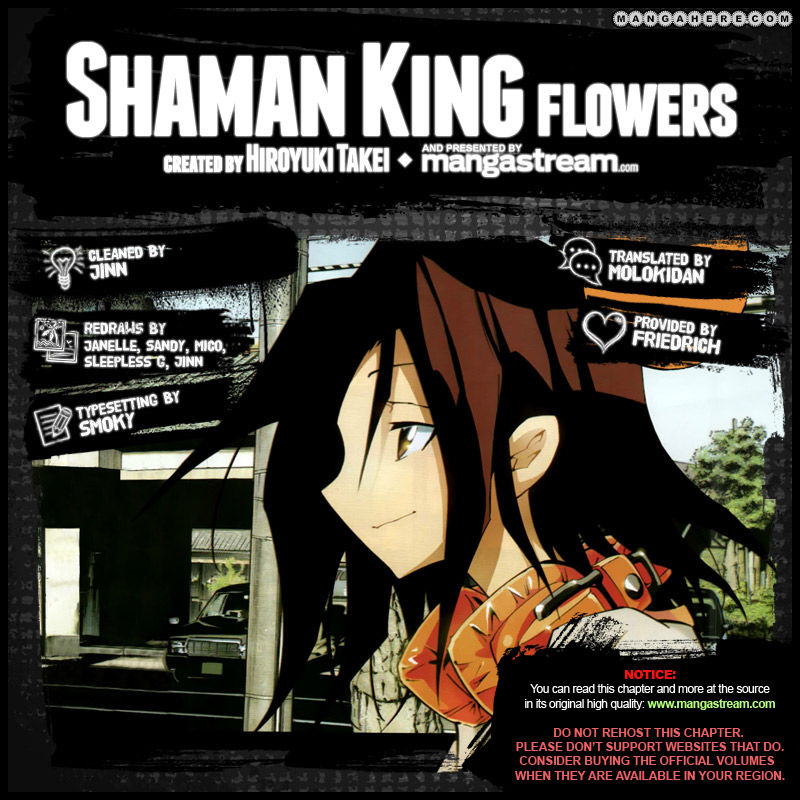 Shaman King Flowers 2 Page 2