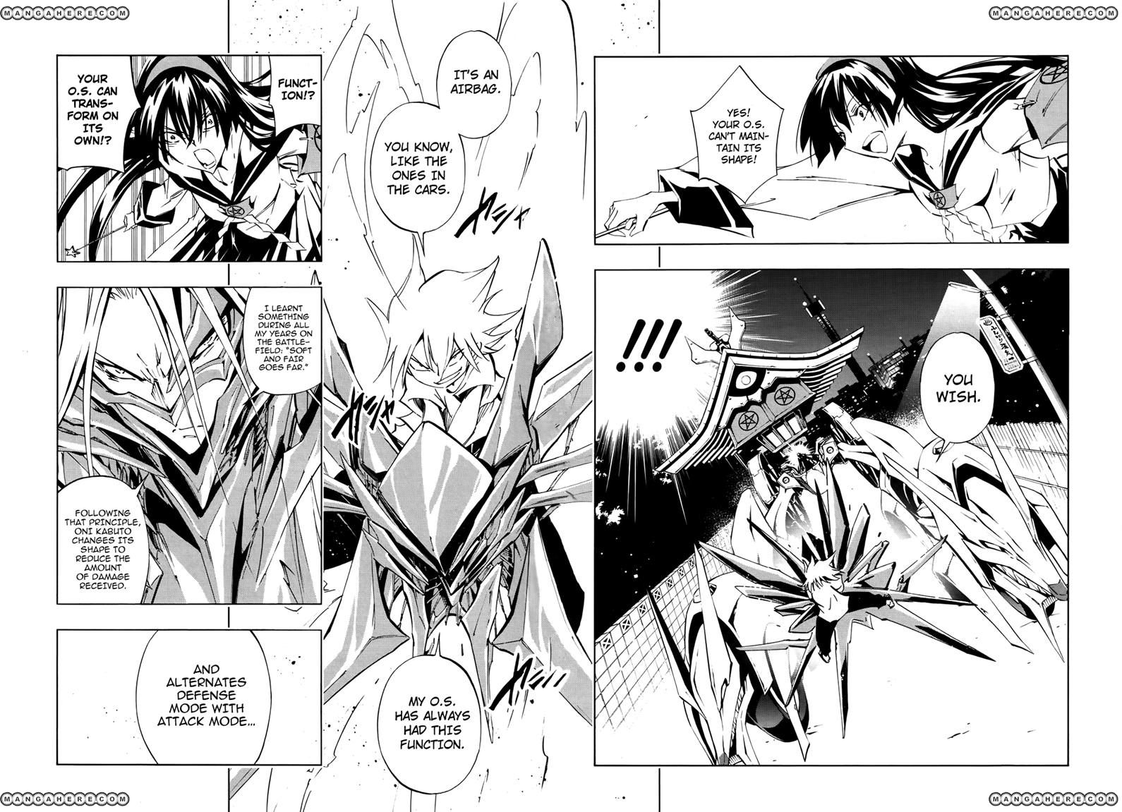 Shaman King Flowers 4 Page 2